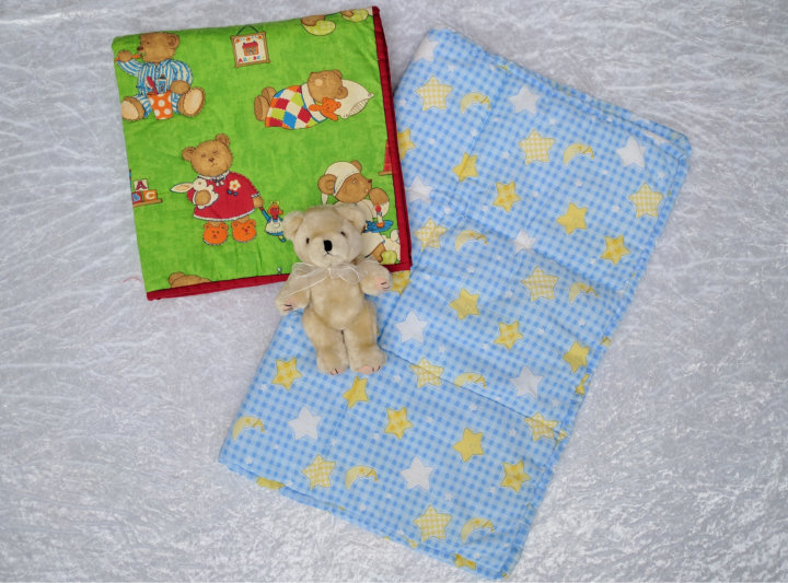 Photo of Quilted Play Mat